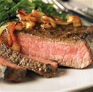 Foto Ordinairy Steak