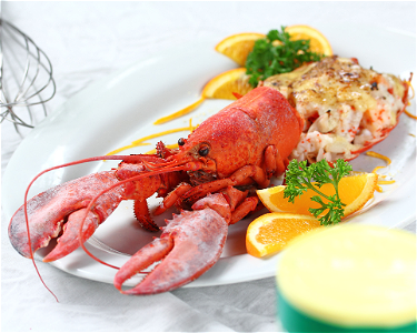 Foto Lobster Thermidor